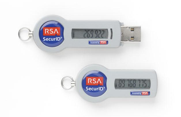 RSA Token Key
